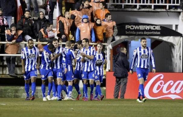 Deportivo, Granada, Eibar y Almería se jugarán la permanencia en la última jornada.