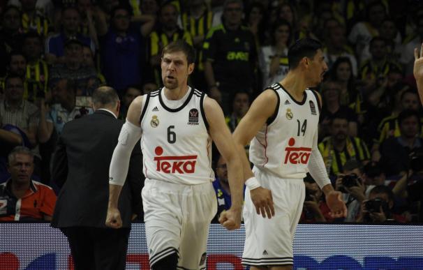 Andrés Nocioni, nombrado MVP de la Final Four