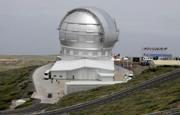 El Gran Telescopio Canarias