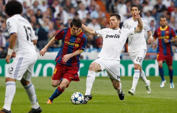 0-2. Messi resuelve un partido volcánico, polémico y sin fútbol
