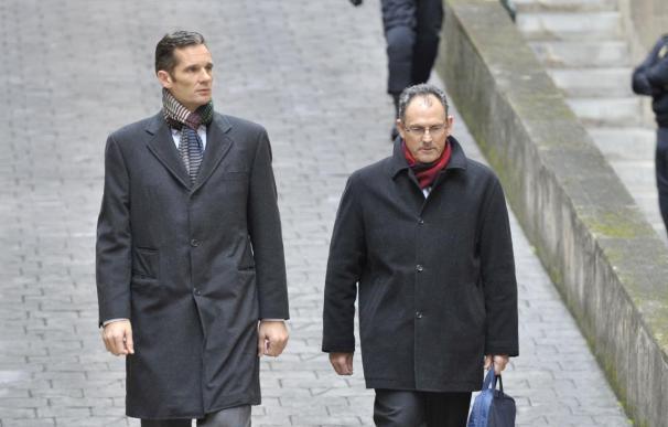 El juez Castro reduce en más de un millón de euros la fianza para el Duque