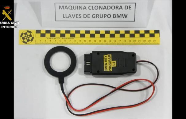 Desmantelado un grupo criminal que robó 40 vehículos de alta gama en C-LM, Alicante, Madrid y Murcia