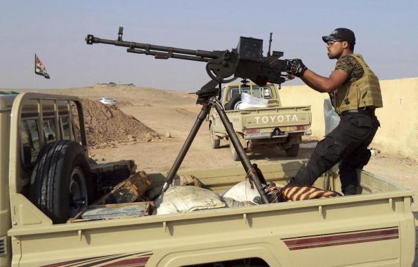El grupo Estado Islámico lanza una amplia ofensiva en la ciudad iraquí de Ramadi