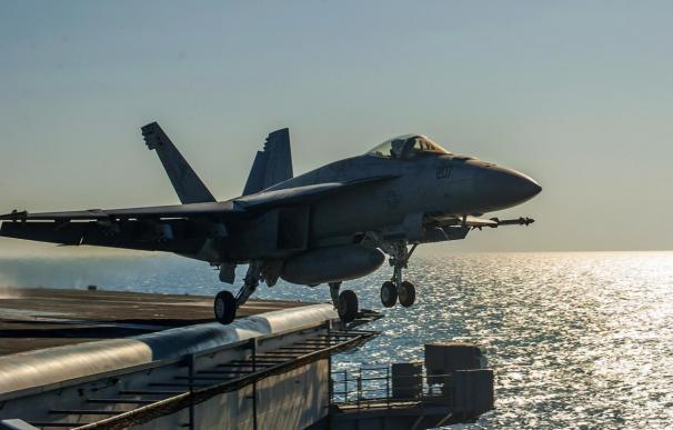 La coalición internacional bombardea 26 objetivos del Estado Islámico en Irak y Siria