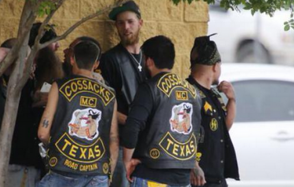 Los Cossacks son una de las bandas más antiguas de Texas