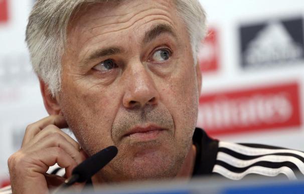 """Ancelotti destaca que """"Torres ya ha aportado sin jugar entusiasmo en la afición"""""""