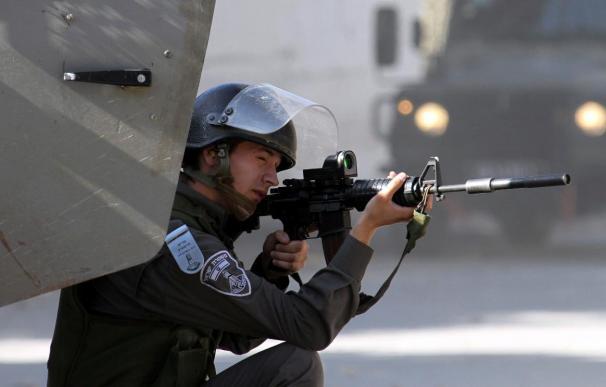 Un policía palestino mata a un israelí cerca de la tumba de José en Naplusa
