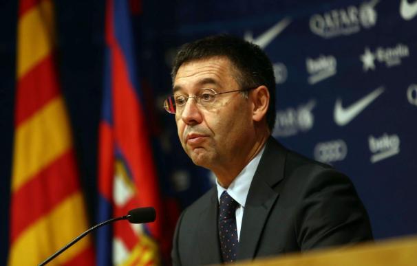 """El Barça rechaza """"cualquier acción de violencia"""", tras los sucesos de Madrid"""