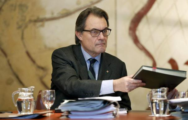 El TSJC acuerda investigar a Mas por desobediencia al Constitucional en el 9N
