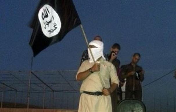 Miliciano del Estado Islámico.
