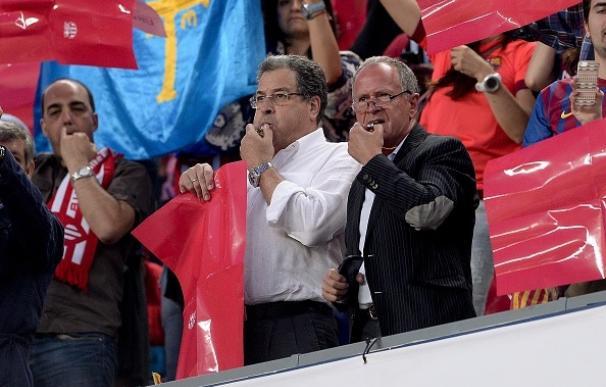 La final de Copa del Rey, en imágenes.