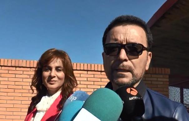 Ortega Cano sale de la cárcel de Zuera (Zaragoza) con un permiso de seis días