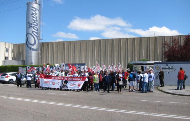 La Dirección europea de Mondelez confirma a los sindicatos la disposición a vender Dulciora a otra compañía