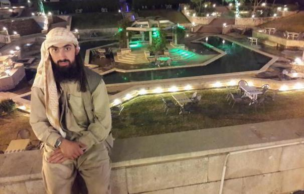 Un yihadista francés, en el hotel cinco estrellas de Mosul