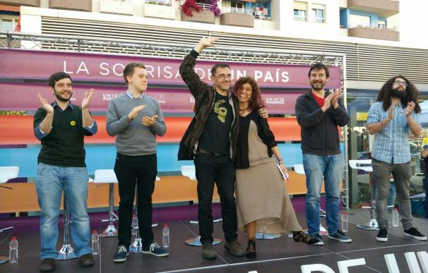 Monedero cree que Unidos Podemos pecó de infantilismo e hizo una campaña errónea, primando el marketing
