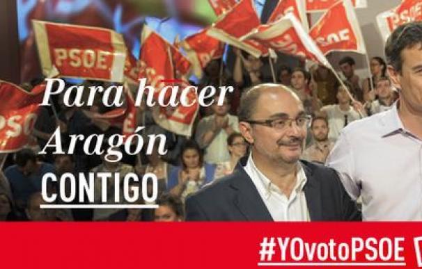 Nuevo logotipo del PSOE