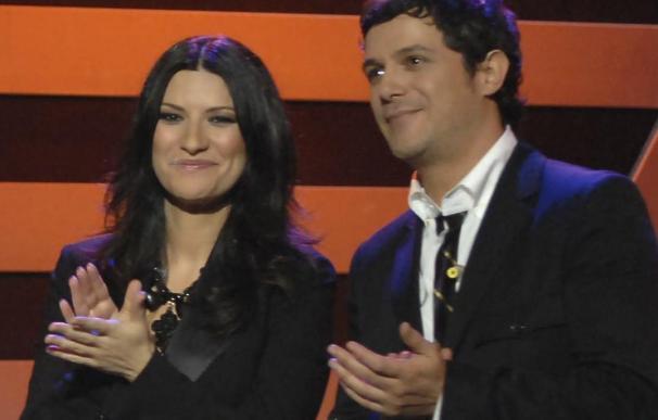 """Alejandro Sanz y Laura Pausini, en la tercera edición de """"La Voz"""""""