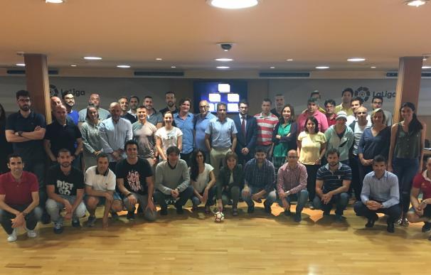 LaLiga4Sports realiza la primera jornada de formación para entrenadores, técnicos y directivos