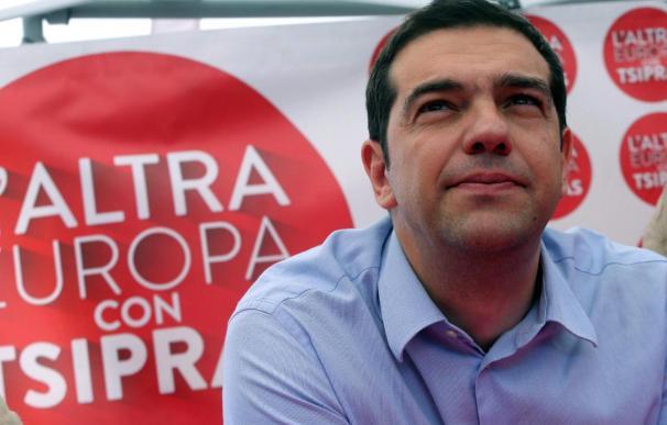 Tsipras pide a la Eurocámara que no apoye a un aspirante nuevo