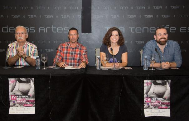TEA acoge la cuarta edición del festival 'Mamací' sobre salud sexual y reproductiva
