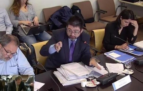 """Sánchez Mato ve la querella del PP contra él por el Open una medida de """"despiste"""" para """"intentar liar al personal"""""""