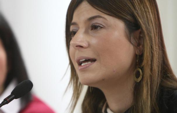 """Aído, sin """"planes"""" de volver a la política, ve un """"honor"""" que compañeros del PSOE-A piensen en ella en una nueva etapa"""