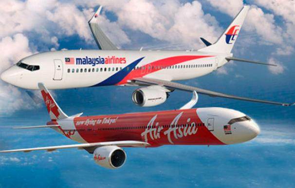 AirAsia y Malaysia Airlines