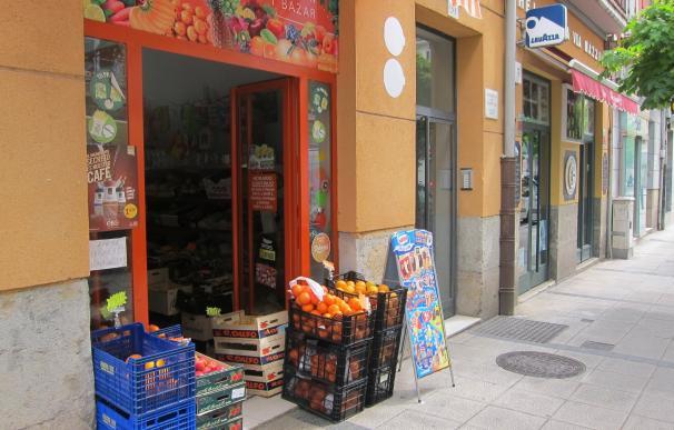 Las ventas del comercio minorista suben un 1,1% en abril en Cantabria