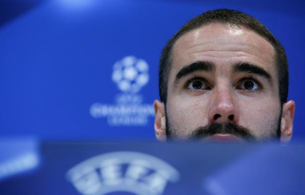 """Carvajal: """"La Champions es la esencia del madridismo"""""""
