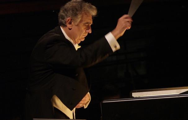 Plácido Domingo preside la final de las audiciones del Centre de Perfeccionament