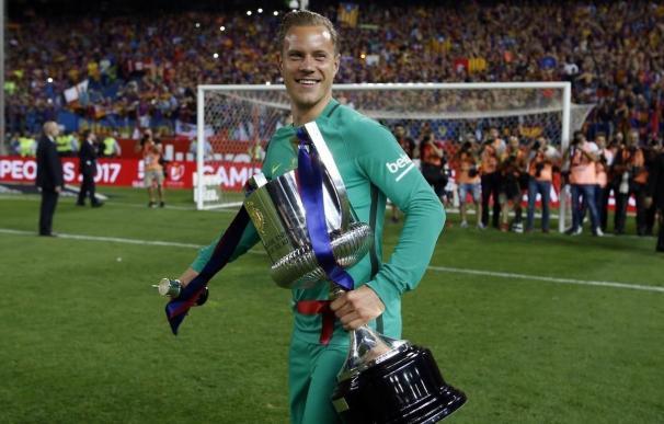 El Barça ata a Ter Stegen hasta 2022 con una cláusula ampliada a 180 millones de euros
