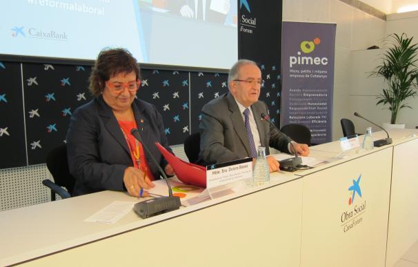 González (Pimec) exige reducir la inseguridad jurídica en una nueva reforma laboral