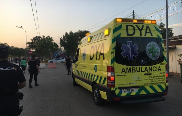 Atendidas 128 personas durante el dispositivo sanitario de DYA en las Ferias de San Fernando de Cáceres