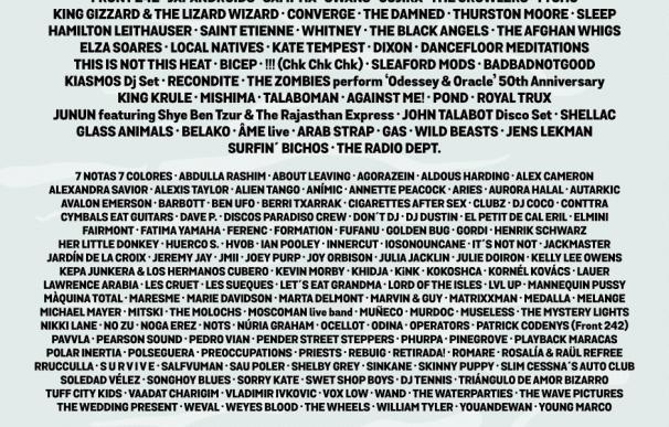 El Festival Primavera Sound incorpora al productor Jamie xx