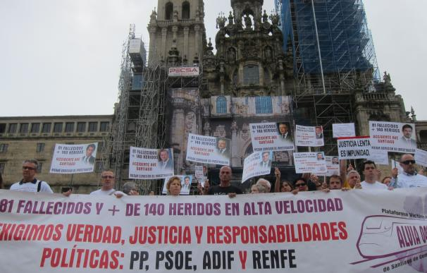 Más de 100 ayuntamientos en toda España reclaman la comisión parlamentaria sobre el Alvia