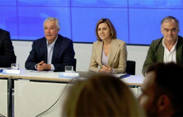 """El PP ofrecerá gobiernos """"honrados"""" para """"perseguir y derrotar la corrupción"""""""