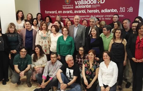 """Valladolid se destaca como la ciudad """"con más lanzaderas de Empleo"""", con un total de doce en tres años"""
