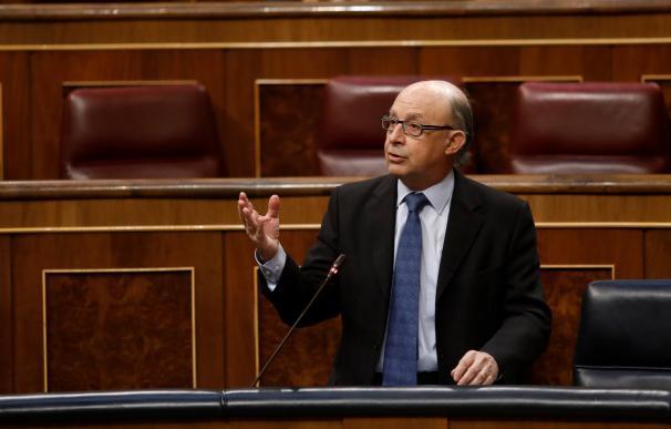 Montoro reclama al Ayuntamiento que retenga 233 millones por incumplir la Ley de Estabilidad Presupuestaria