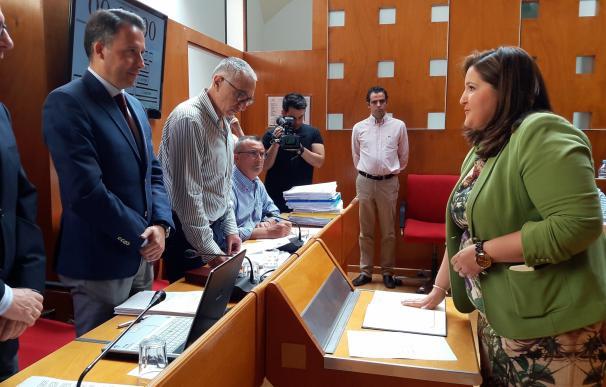 Sandra Martínez se incorpora como concejal y gestionará las áreas de Desarrollo Local, Vivienda y Casco Histórico