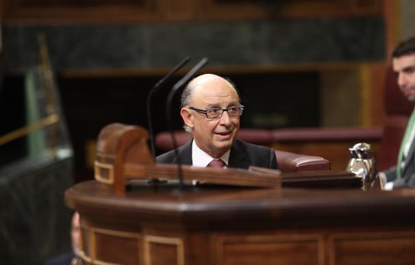 """Montoro defiende los pactos alcanzados para aprobar los Presupuestos: """"No van a encontrar ninguna mancha"""""""