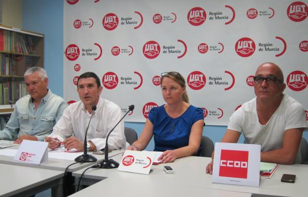 Correos perdería un tercio de su plantilla en la Región por el recorte en PGE y sindicatos amenazan con una huelga