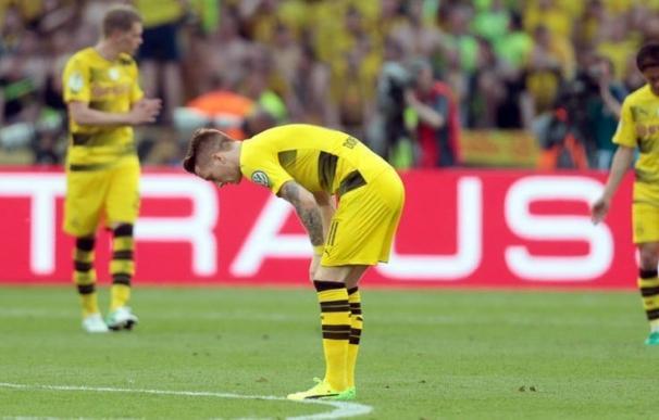"""Marco Reus estará """"varios meses de baja"""" por una rotura parcial de ligamento en la rodilla derecha"""