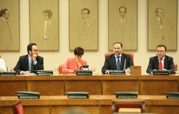 Ábalos (PSOE) comprende la renuncia de Madina y José Carlos Díez porque los militantes enmendaron sus propuestas
