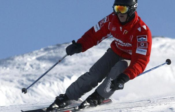 Niegan la veracidad de las noticias sobre la recuperación de Schumacher
