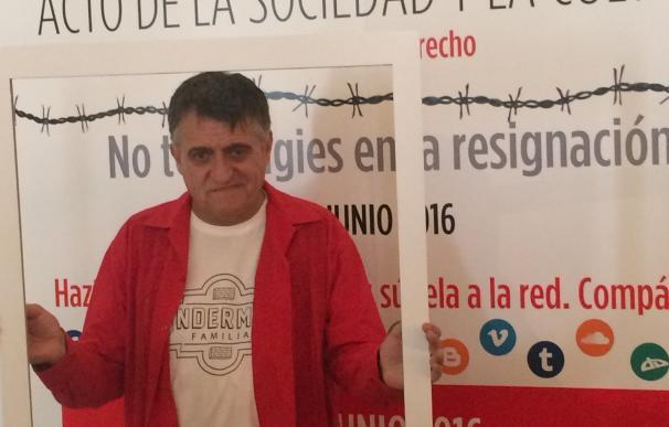 Artistas, políticos y activistas claman por una respuesta a los refugiados acorde con los Derechos Humanos