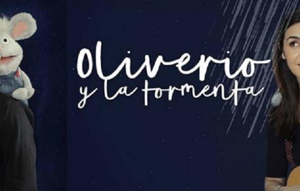 Ismael Serrano combina música, teatro y animación en su primer espectáculo familiar: Oliverio y la tormenta
