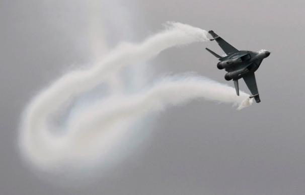 Corea del Sur y España intercambiarán piezas de cazas de combate F-5 y F-4