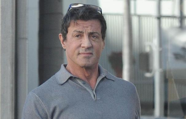 Sylvester Stallone se niega a dejar las escenas de acción
