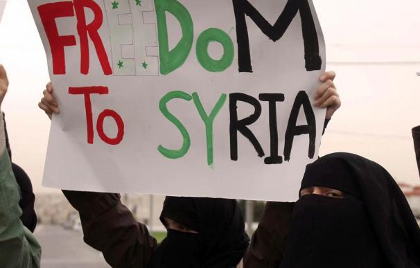Eurodiputados del Partido Popular y liberales piden a la UE sanciones por represión en Siria