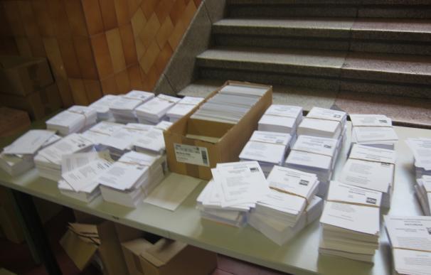 La participación en Asturias se sitúa en el 34,70% a las 14.00 horas